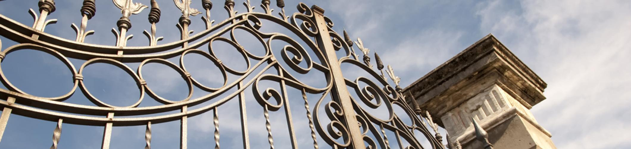 Metal Gates Header